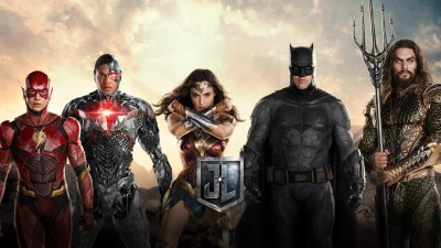 Liga da justiça novo-trailer